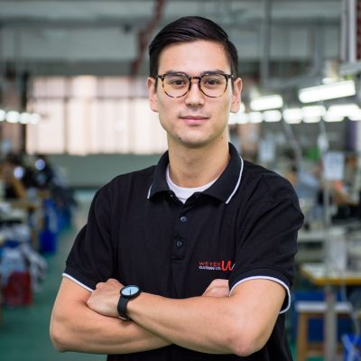 Dorian Gabler - Sales Team Manager